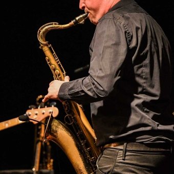 Special Guest - Niels Klein Sax