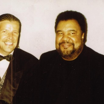 George Duke in Montreux 1997