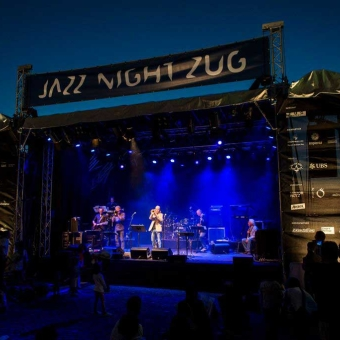Trumpet Night Jazz in Zug, Schweiz